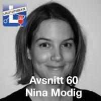 Långt innan Nina själv blev en del av Logistikpodden intervjuades hon av Per Olof Arnäs. Lyssna till vad som egentligen ledde till att Nina blev logistiker, hur det kom sig att hon forskade på tillfälliga logistiklösningar och varför hon tänker på hotellfrukostar.